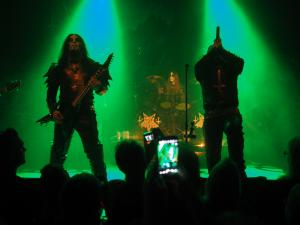 Dark Funeral, black-metal-kitsch
