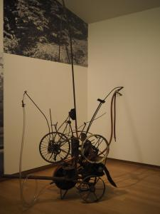 Jean Tinguely, Stedelijk Museum Amsterdam